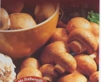Svampemyselium, Champignon brun, Chestnut But 50 g
