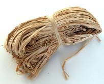 Naturbast bundter a 50 gr.