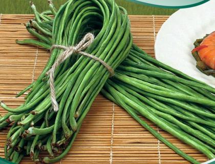Bønne stangbønne Spagetti