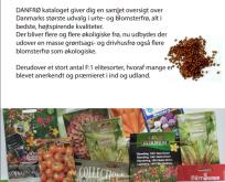 Danfrø trykt katalog 2019